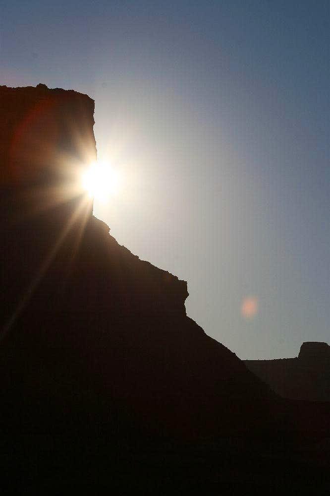 Mexican Mountain @ dawn