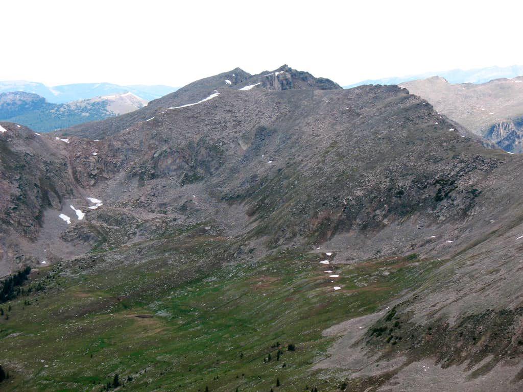 Peak 12990
