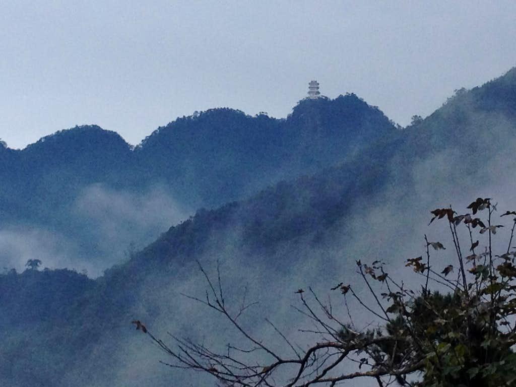 Pagoda on Ridge