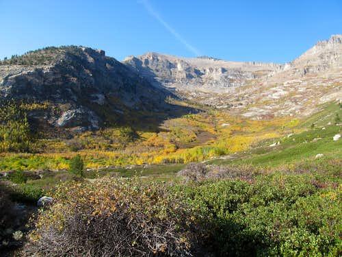 East Humboldt Range