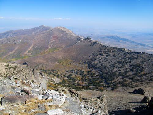 Greys from HIM Peak