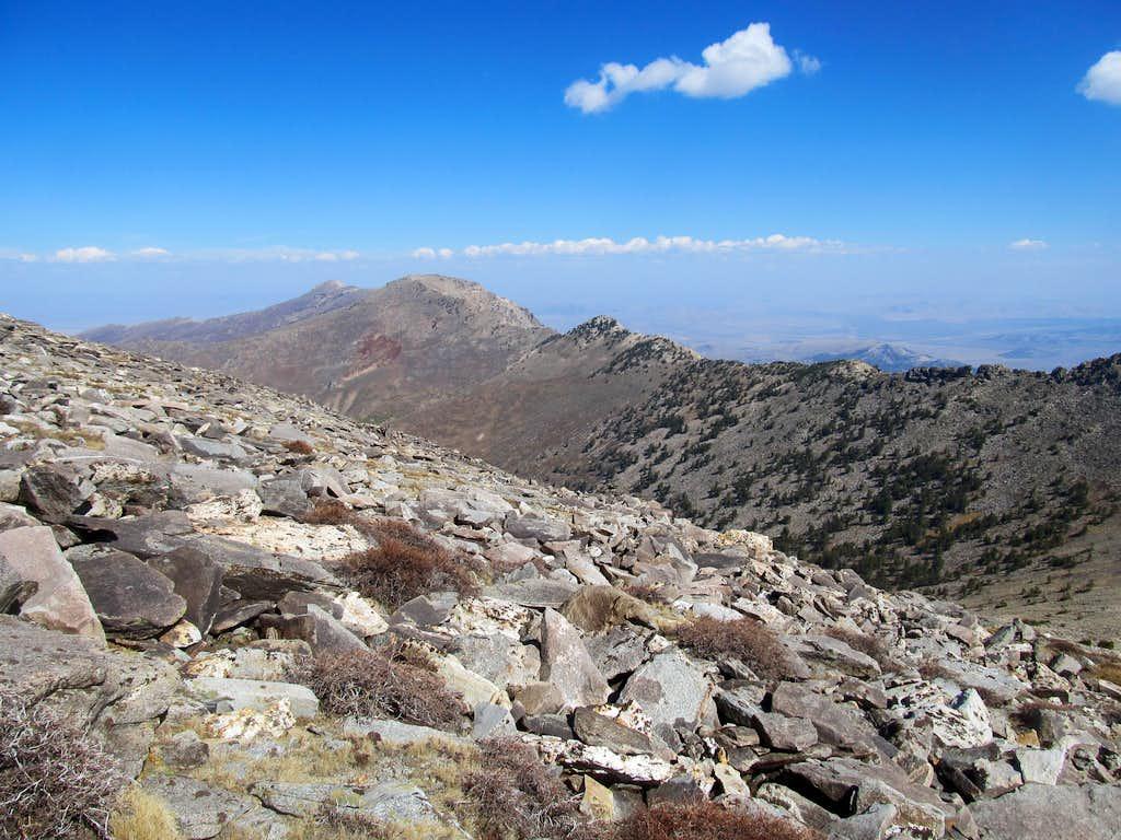 Greys Peak