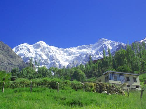 Ultar Peak, Hunza (Pakistan)