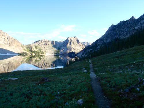 Sawtooth Traverse in a Day
