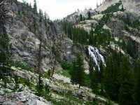 Baron Creek Falls