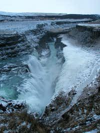 Lower Gullfoss Falls