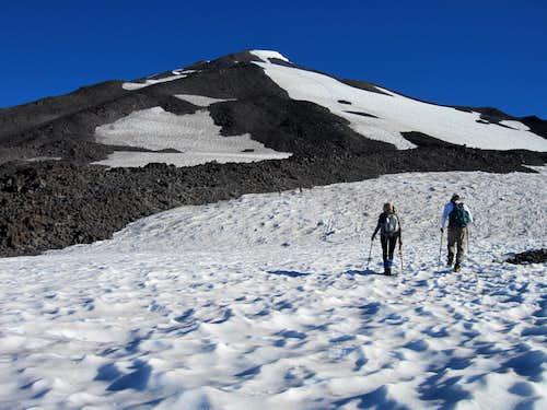 Mt. Adams South Spur Route