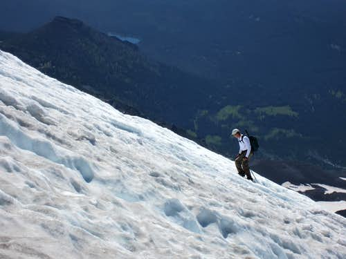 Mt. Adams: Piker Peak