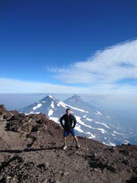 South Sister Summit Pic