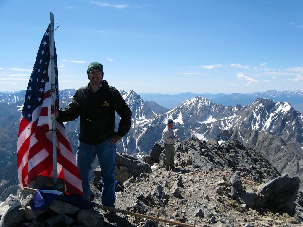 Borah Peak Summit
