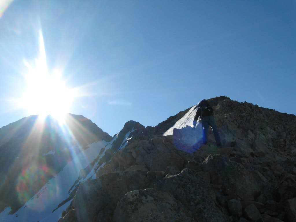 Chicken Out Ridge Borah Peak