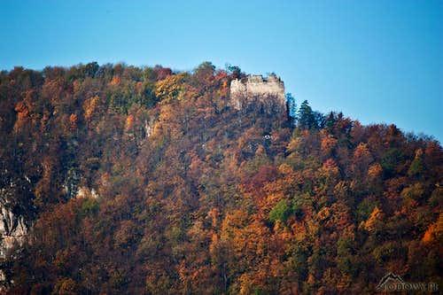 Muran castle ruins