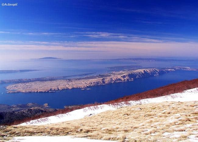 Rab from North Velebit
