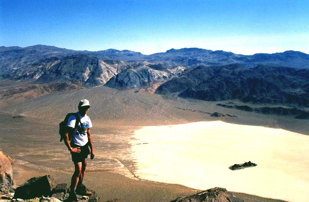 Ubehebe Peak, Death Valley