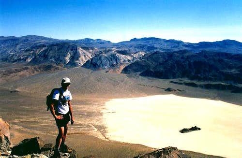Ubehebe Peak, Death Valley