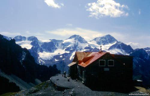 V Alpini Hut