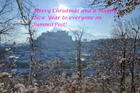 Merry Christmas 2012 and a Happy New Year 2013!