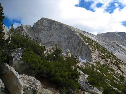 Recess Peak Southwest Ridge