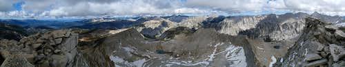 Recess Peak Panorama