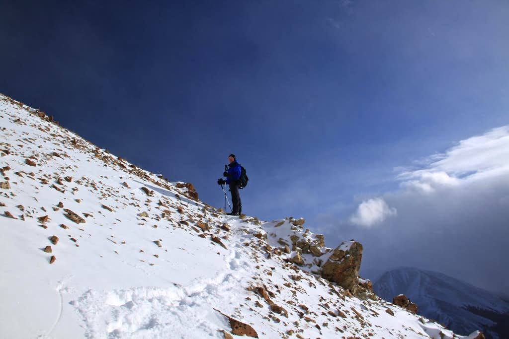 Western Slopes of Quail Mountain