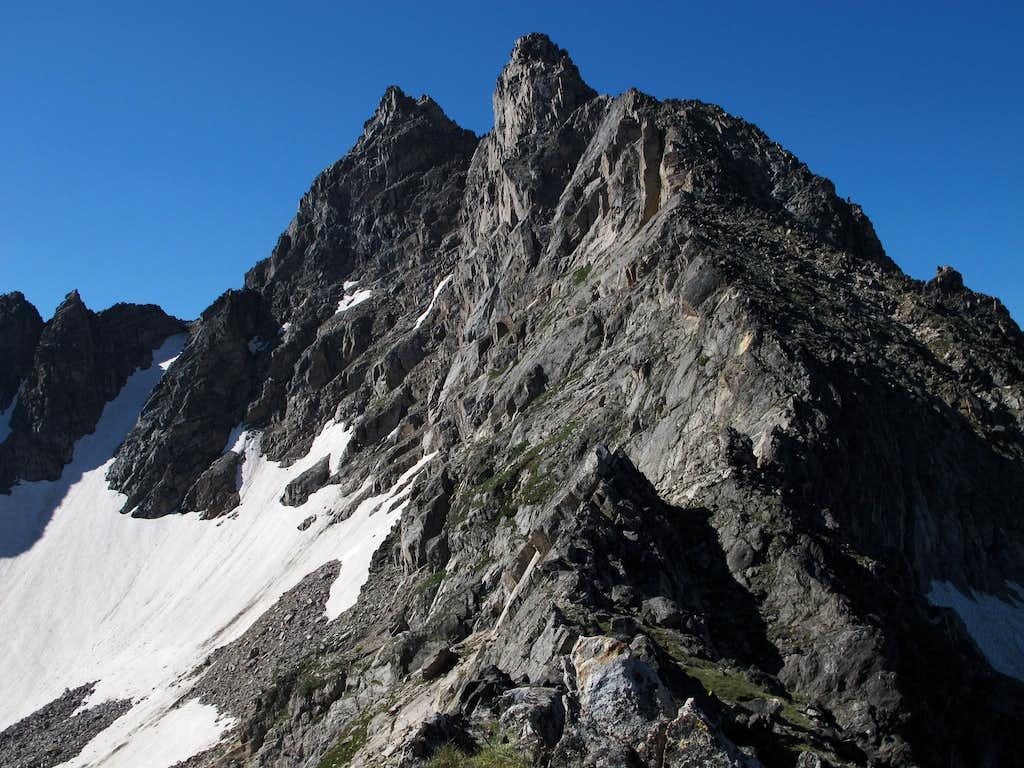 East Face of Hilgard Peak