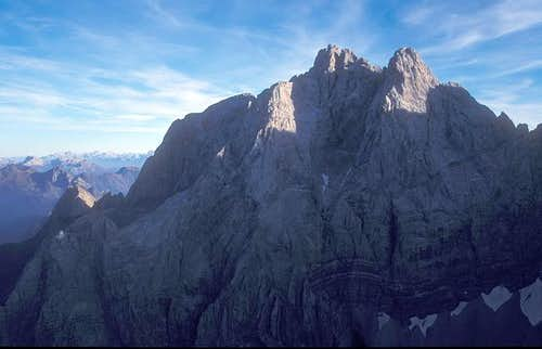 Kellerspitzen seen from...