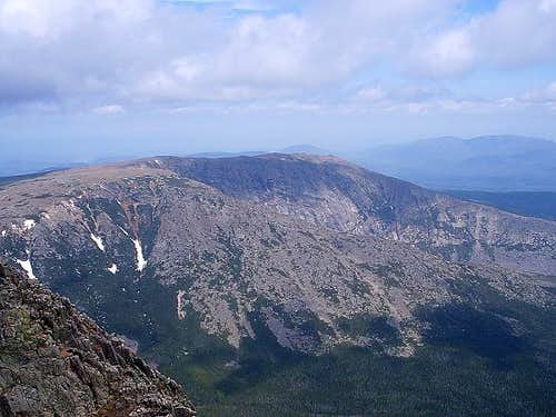 Hamlin Peak from Katahdin