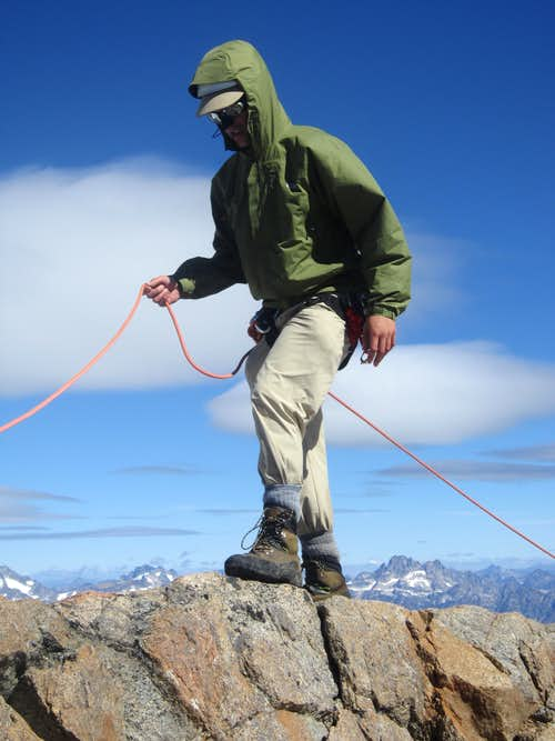 Epistemological and Ethical Issues in Roped Climbing