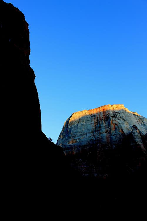 The Great White Throne - Zion National Park