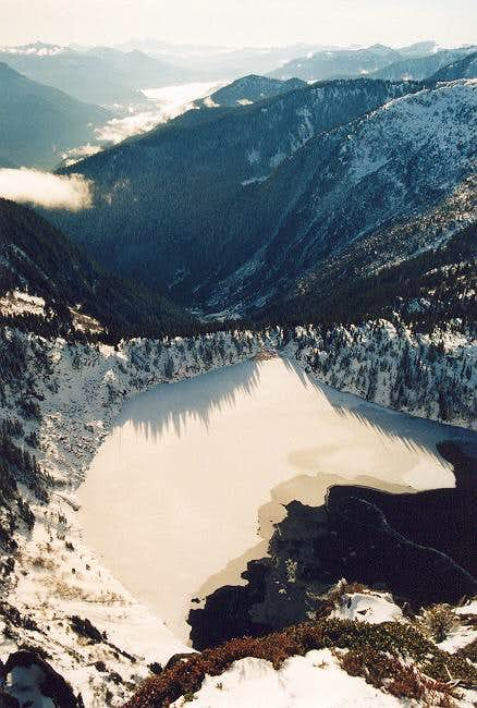 Lower Thornton Lake (4,486...