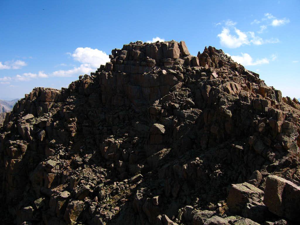 Jupiter Mountain Summit