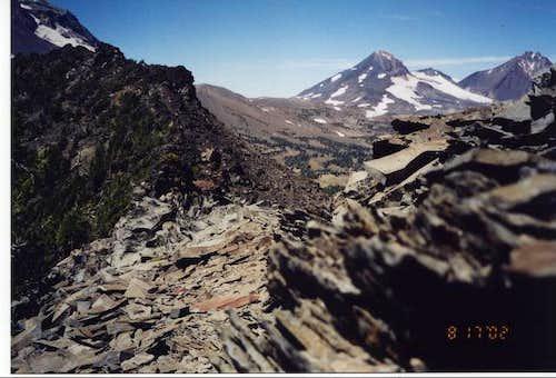 Broken Top Northwest climbing...