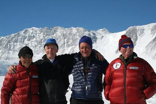 Vinson First Ascentionists