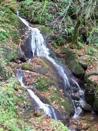 Waterfalls at Jankovac