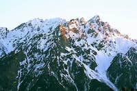 Hotaka range viewed from...