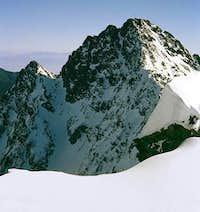 Mae-Hotaka peak at early May