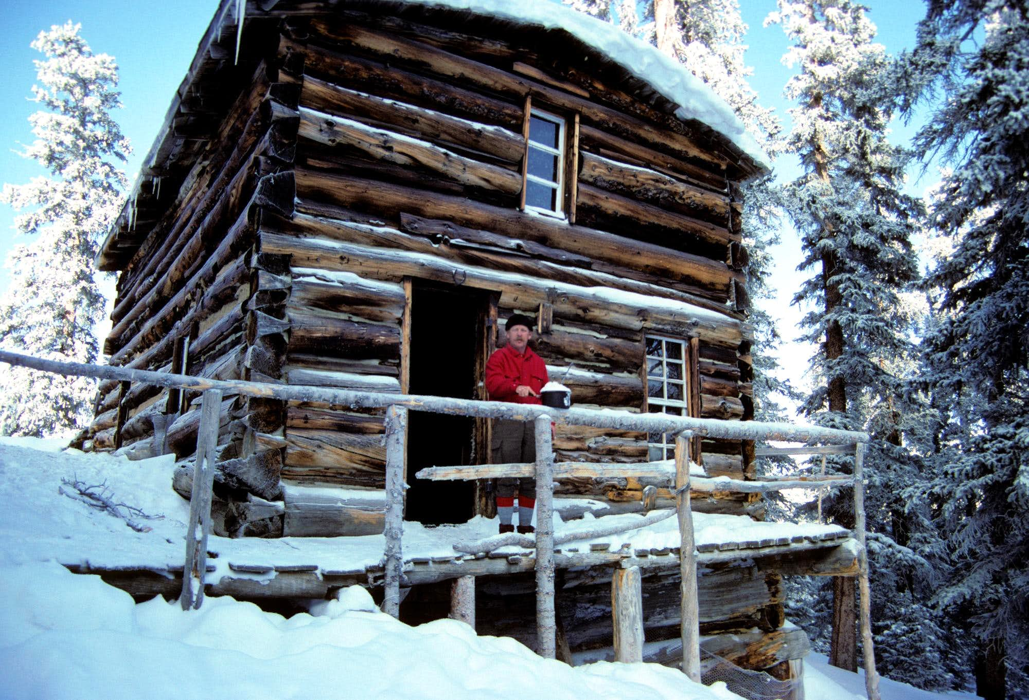 Winter Ski Trips to Brown\'s Cabin