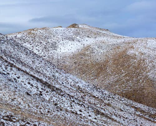 Granite Hills Highpoint 6,018'