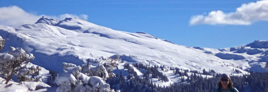 Mc Millan Peak