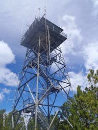 New fire tower