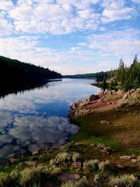 Manning Meadow Reservoir