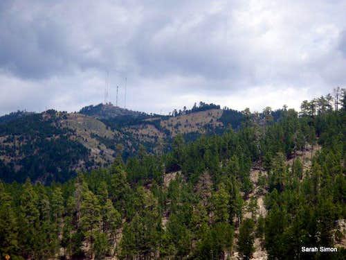 Mount Coolidge