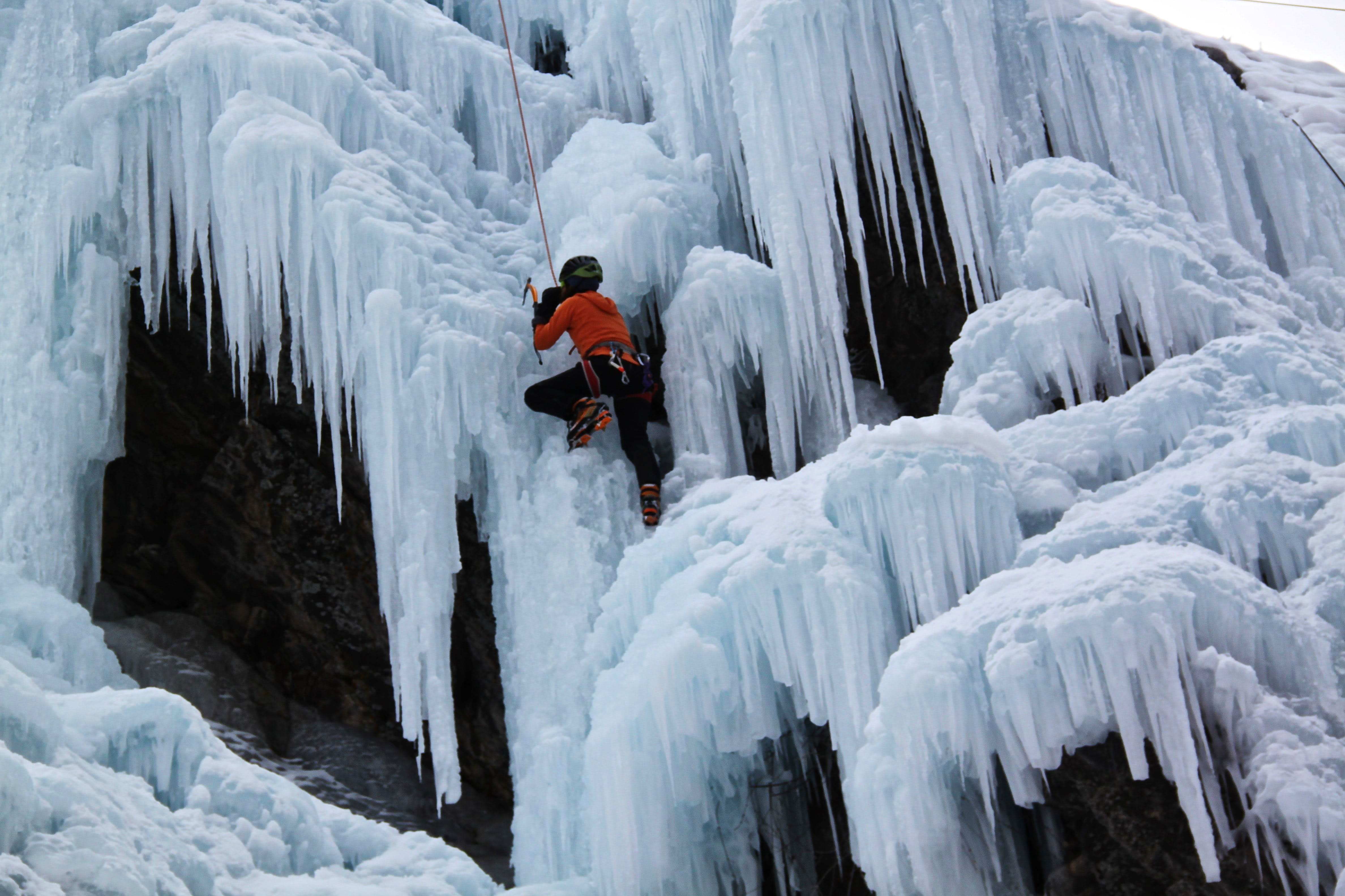 Ouray Ice Park, Colorado