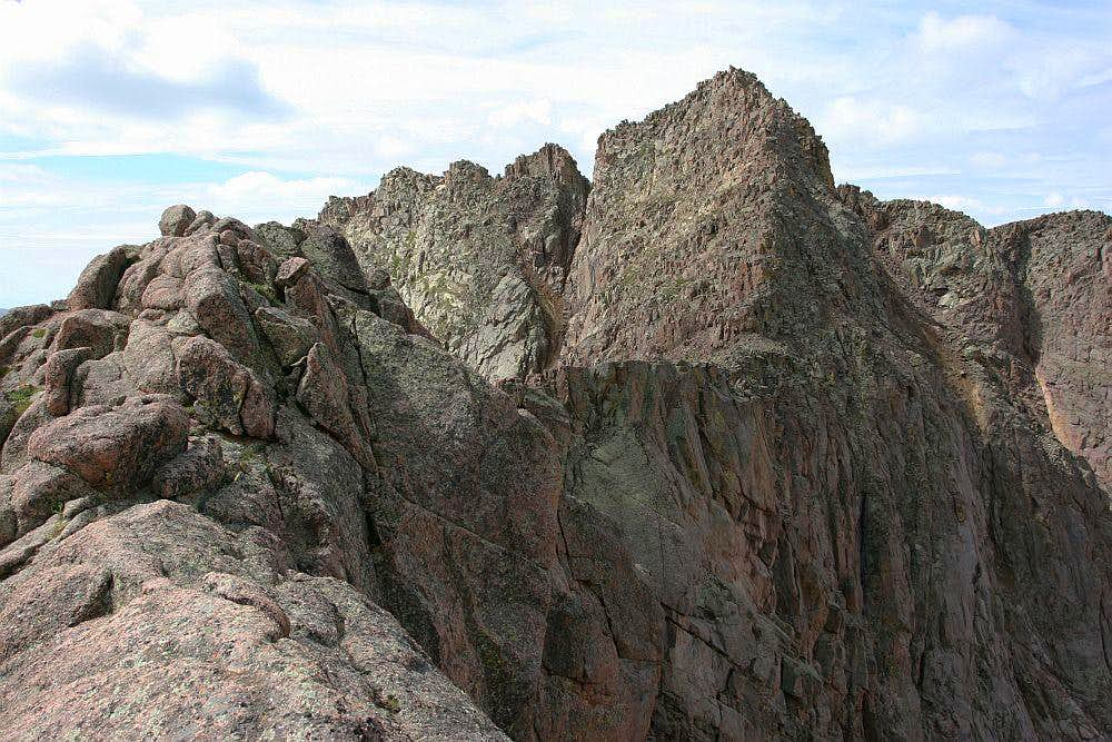 Best Mountains In The World: Chicago Basin: Mt. Eolus