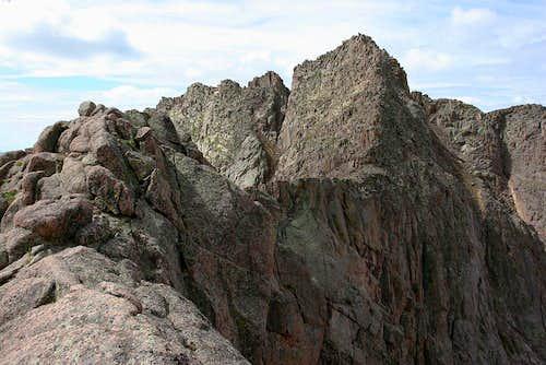 Mt. Eolus' Catwalk