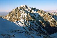 Mt. tsurugi seen from...