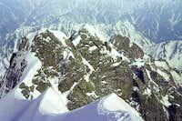 Yatsumine-ridge of Mt....