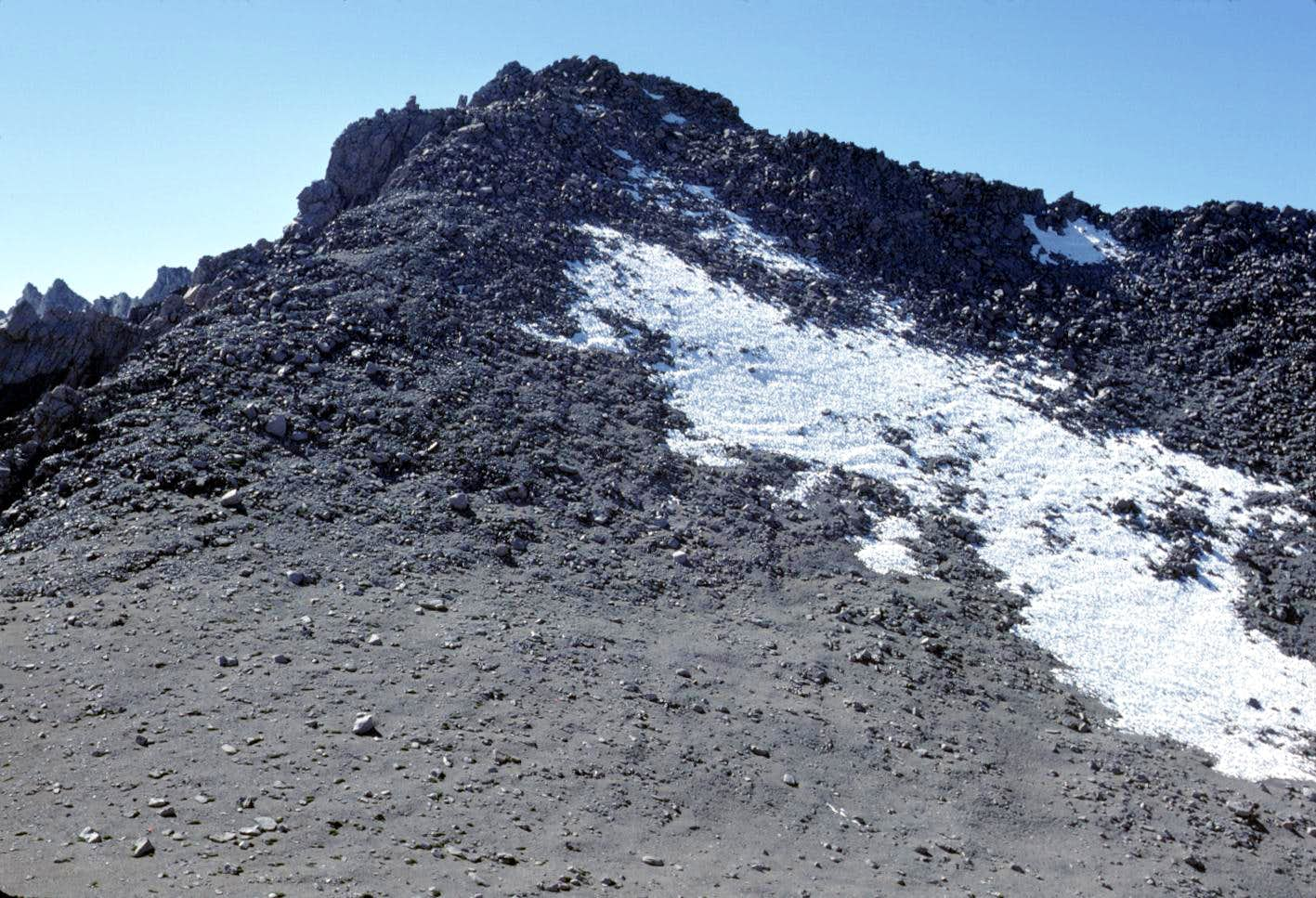 """Dragon Jaw Peak"" (0.9 Miles ENE of Dragon Peak)"