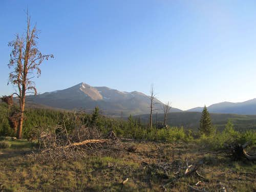 Mt. Nystrom