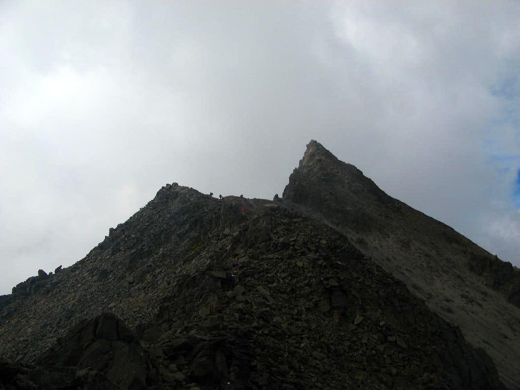 Nevado de Toluca 2012